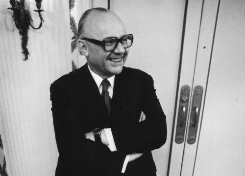 Portrait von Heinz Zemanek